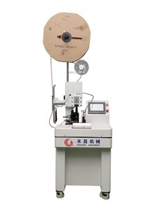 HC-2BT+L Insulated terminal crimping machine