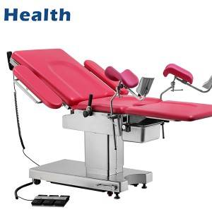 FD-G-2 China Electric Medical Delivery  Operating Table for Obstetrics and Gynecology Department