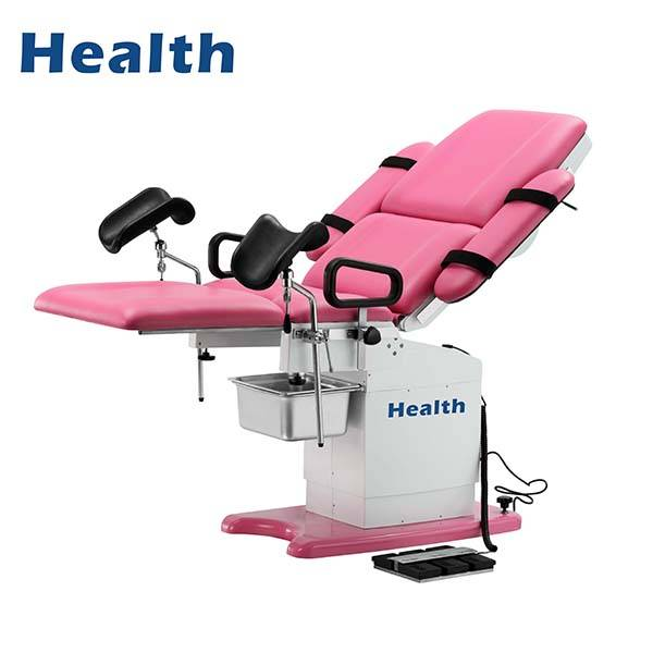 High Quality for Halogen Shadowless Light - FD-G-1 Electric Gynecological  Medical Examination Table for Hospital – Wanyu