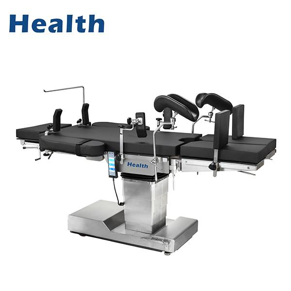 18 Years Factory Obstetric Table - TDY-G-1 Radiolucent Stainless Steel Electric-Hydraulic OR Table for Neurosurgery – Wanyu