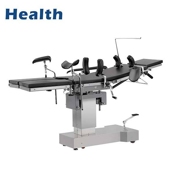 Special Design for Gynecology Operating Room Bed - TS-1 Stainless Steel Mechanical Hydraulic Operating Table for General Surgery		 – Wanyu