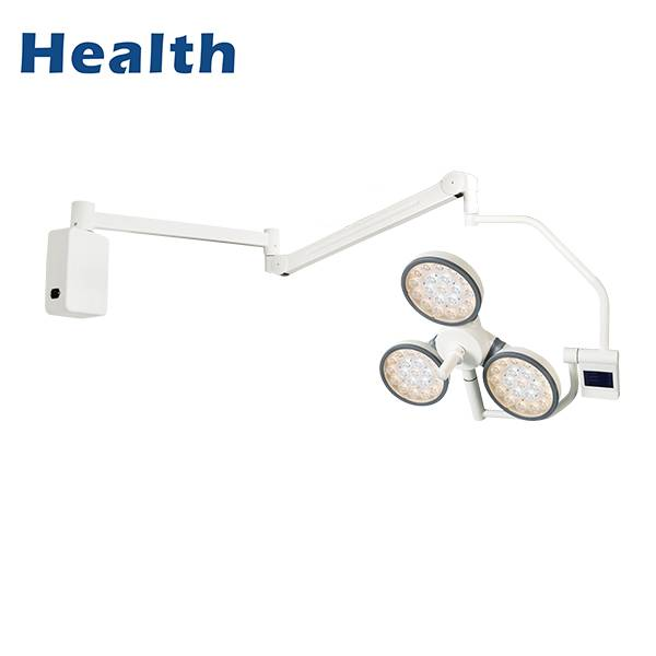 OEM Customized Operating Lamp Manufacturer - LEDB730	Wall Mounting LED OT Lamp with Articulated Arm – Wanyu