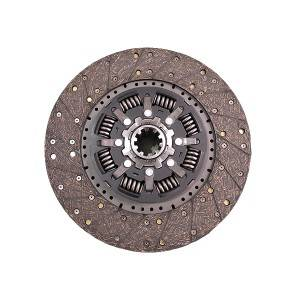 High quality spare parts double clutch disc kit clutch plate 1878000300 1878000635
