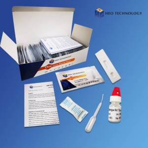 High Quality for Igg Igm - Dengue Ns1 Test Device (Whole BloodSerumPlasma) – HEO