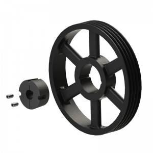 taper bore v-pulleys SPA