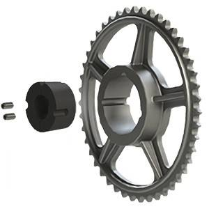 Taper bore stock sprockets