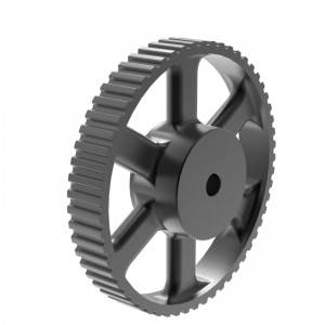 Timing Pilot Bore Pulley H
