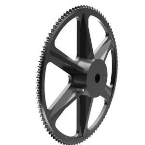 Stock bore sprockets