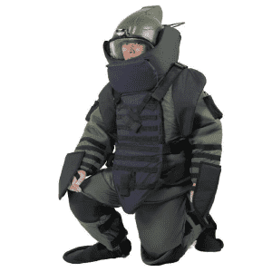 OEM manufacturer Bomb Suppression Blanket - Bomb Disposal Suit – Heweiyongtai