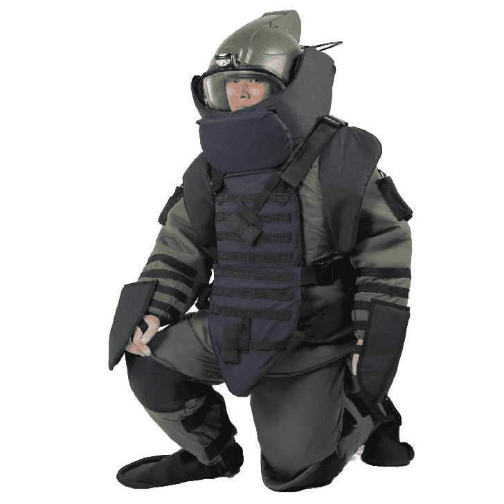 Bomb Disposal Suit Featured Image