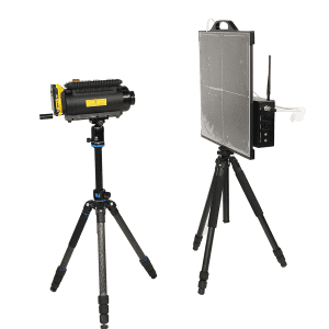 Hot New Products Under Vehicle Search System - Portable X-ray Scanner System HWXRY-04 – Heweiyongtai