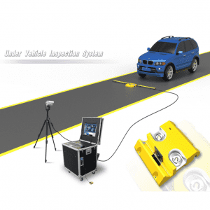 China Supplier Auto Surveillance Cameras - Mobile Under Vehicle Inspection System – Heweiyongtai