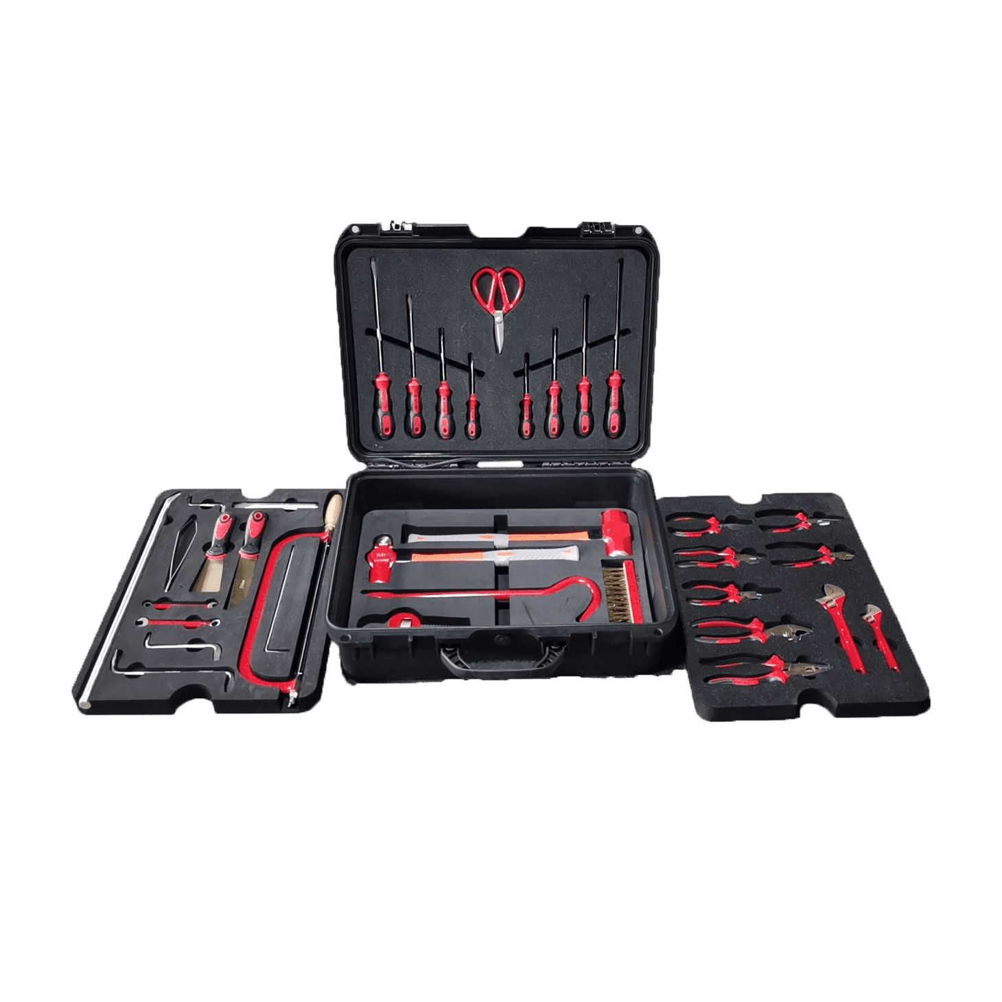 High Quality for Bomb Proof Blanket - 36-Piece Non-Magnetic Tool Kit – Heweiyongtai
