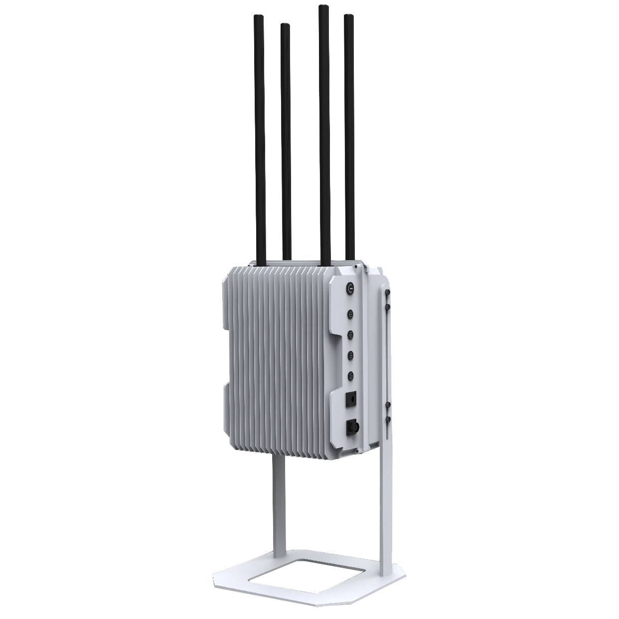 New Fashion Design for Long Range Security Camera - Fixed UAV Jammer – Heweiyongtai