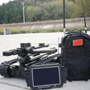 factory customized Eod Bomb Suit Test – HW-400 EOD Robot – Heweiyongtai