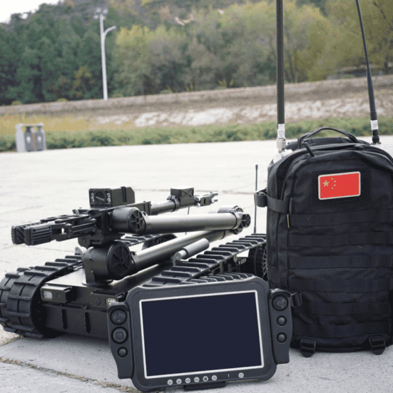 China Factory for Bomb Blast Suppression Blankets - HW-400 EOD Robot – Heweiyongtai