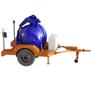 2020 Good Quality Non-Magnetic Prodder - Spherical Bomb Suppression Container – Heweiyongtai