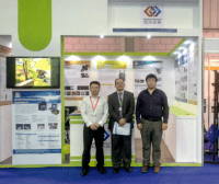 Beijing Heweiyongtai Sci&Tech Co., Ltd attent the 9th International Defence and Seminar IDEAS
