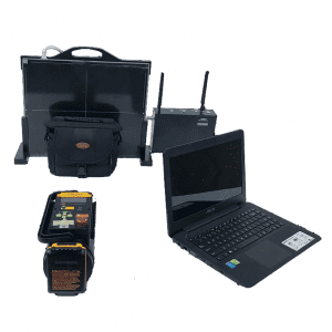 One of Hottest for Portable Under Vehicle Inspection Camera - Portable X-ray Scanner System HWXRY-03 – Heweiyongtai