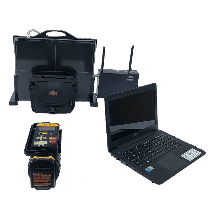 Hot sale Factory Mobile Under Vehicle Inspection Camera - Portable X-ray Scanner System HWXRY-03 – Heweiyongtai