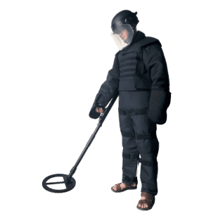 China OEM Safety Search Suit - Search Bomb Suit – Heweiyongtai