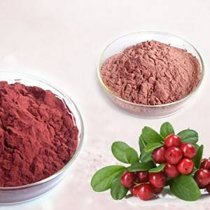 Sevenleaf Gynostemma Extract Powder - Cranberry extract – HEX