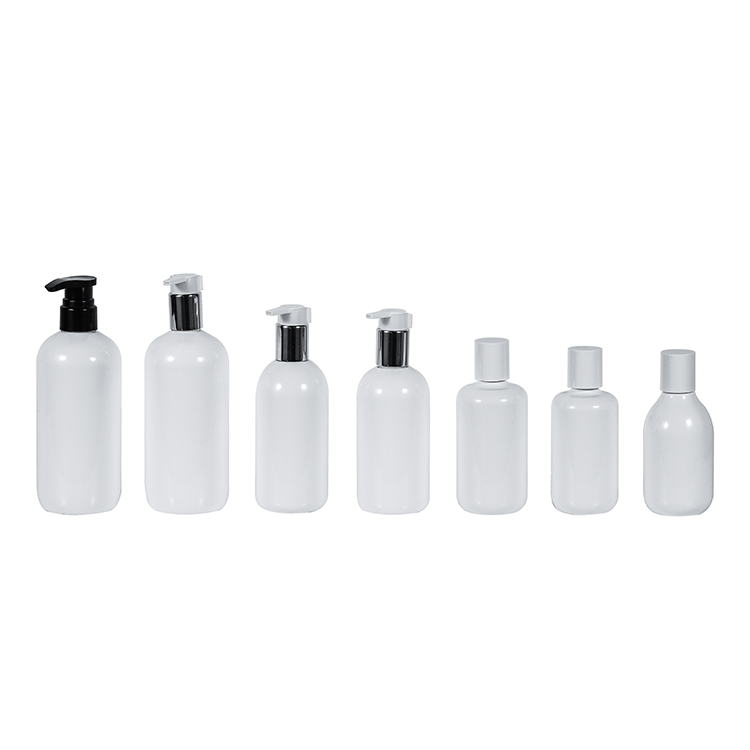 2020 Latest Design Plastic Cosmetic Jars - 100ML 200ML 250ML 300ml 500ML PET plastic bottle – HEYPACK