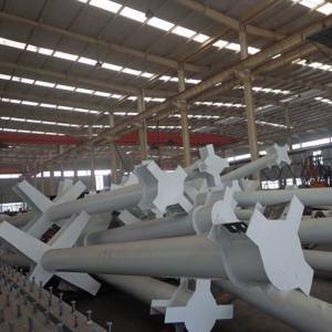 Curved Steel Beams - Pipe column – Honghua
