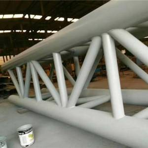 Steel Welded Pipe - Pipe truss – Honghua