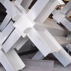 Pre Fabricated Steel Structure - Special-shaped structure – Honghua