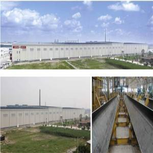 2020 New Style Curved Steel Structure - Steel structure warehouse – Honghua