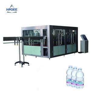 Automatic Still  Water Filling Machine Line