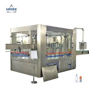 Non-carbonated Beverage Filling Machine Line