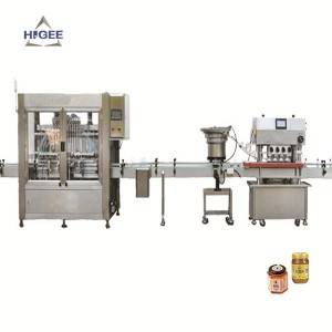 Honey Filling Machine Line