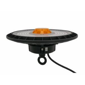 LED High Bay Lighting Fixture Microwave Intelligent Control 200w IP65 Factory Lighting
