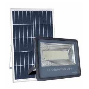 High Power Die Casting Aluminum Outdoor Waterproof Ip65 200w Led Solar Flood Light Solar Garden Light