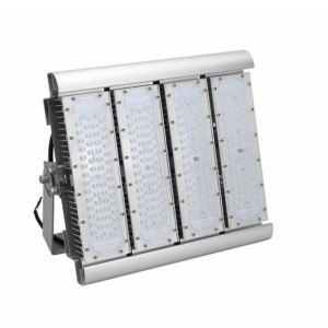 85 * 130 Degree Large Led Directional Flood Light Tunnel Lighting Fixture Sosen Driver 200w