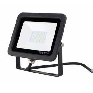 30w 240v High Power Outdoor Led Flood Light 2400lm IP65 , Led Exterior Floodlight