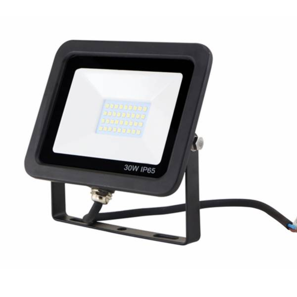 30w 240v High Power Outdoor Led Flood Light 2400lm IP65 , Led Exterior Floodlight Featured Image