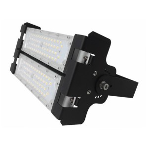 150 Lm/W High Power Led Flood Light 100w AC185-265V For Stadium Lighting