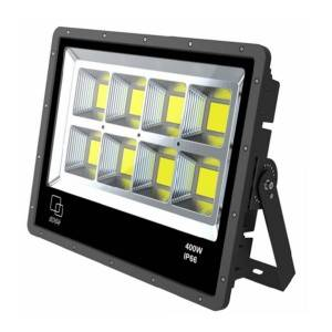 High Mast Lighting 400w COB Led Flood Light 3000k 6000k For Facade Luminaires Pole Lighting
