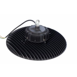 Industrial LED High Bay 200w UFO Warehouse High Bay 90 Degree Workshop Garages Lighting
