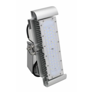 50w SMD3030 IP65 LED Tunnel Light 85 – 265v Angle Adjustable Led Tunnel Fixture