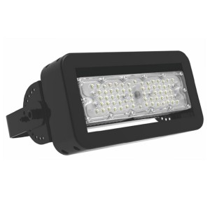 50w Long Lifetime Led Tunnel Lights 120 Lm / Watt CE Approved Roadway Tunnel Lighting