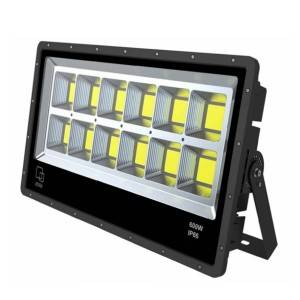 600w High Power Led Outdoor Flood Light 100-265v Isolated Driver Soccer Field Light