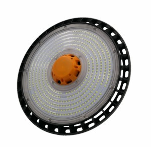 Microwave Sensor High Bay UFO Lighting 100w UFO Commercial LED High Bay