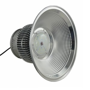 120 Lm/w 300w Round Led High Bay 85-265v Constant Current Driver For Factory Storage Lighting