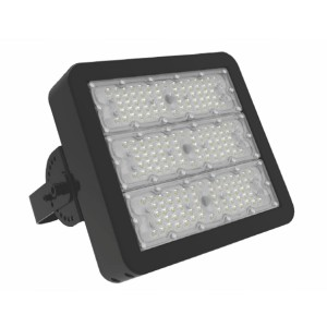 Industrial 150 Watt Adjustable Led Flood Lights AC 85 – 265V Aluminum Frame For Tunnel Lighting