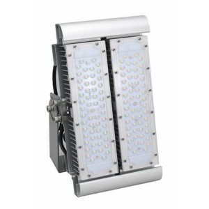 High Lumens Led Tunnel Lights 100w 6000k Non Dimmable Underground Tunnel Light