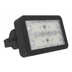 Commercial High Lumen 100w LED Tunnel Light Sosen Driver Waterproof Flood Lighting Fixture